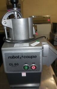 Used Robot Coupe Cl50e Food Processor