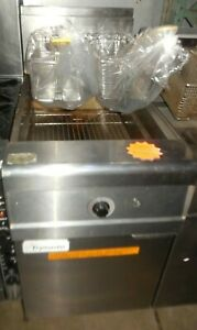 Used Frymaster mjcfse 75lbs Fryer Natural Gas