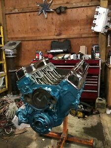 Amc 360 Engine Rebuilt High Performance Javelin Jeep Free Shipping
