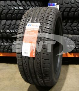 4 New Gt Radial Champiro Uhp As 96y 45k Mile Tires 2454518 245 45 18 24545r18