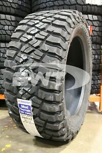 2 New 33x12 50 20 Bf Goodrich Mud Terrain T A Km3 114q 12 50r R20 Tires