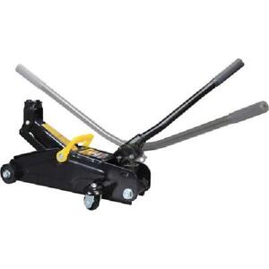 Torin 2 ton Hydraulic Trolley Jack With 360 degree Rotation Handle In Case