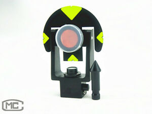 Brand New Metal Mini Prism Set For Leica Gmp 101 Total Station