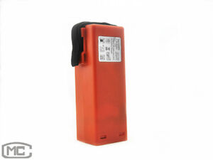 New Battery Geb70 Replacement Plugin For Leica Total Station