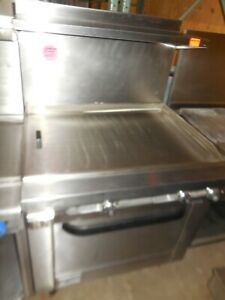 Used Southbend 36 Range With Griddle Top And Std Oven Natural Gas