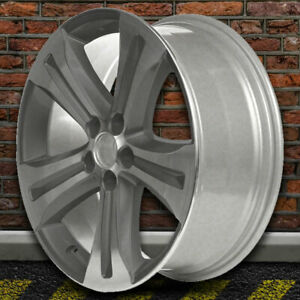 19 Machined And Charcoal Wheel For 08 13 Toyota Highlander By Revolve