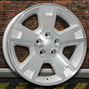 17 Silver Wheel For 2002 2005 Ford Explorer By Revolve
