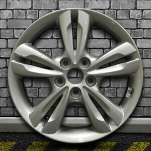 Fine Bright Silver Full Face Factory Wheel For 2010 2016 Hyundai Tucson 17x6 5