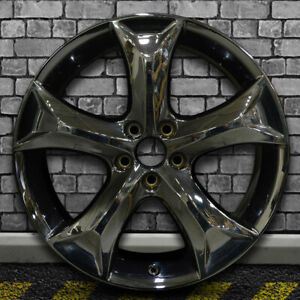 Full Face Pvd Dark Oem Factory Wheel For 2009 2015 Toyota Venza 20x7 5
