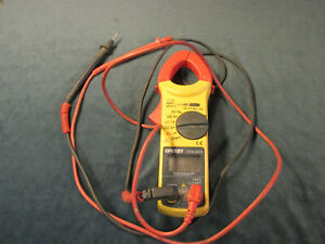 Sperry Dsa 540a Snap Around Clamp Meter