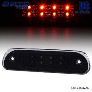 Led Black Smoked Brake Light For Jeep Grand Cherokee 1999 2004 Cargo Lamp