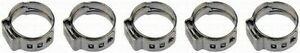 New Replacement Dorman 800 312 Fuel Line Clamps 1 2 In Pack Of 5 For