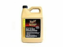 Meguiar s Body Shop Dual Action Cleaner Polish Meg m83