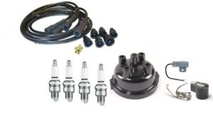 Wico Distributor Tune Up Kit John Deere 1010 2010 With Usa Copper Wires
