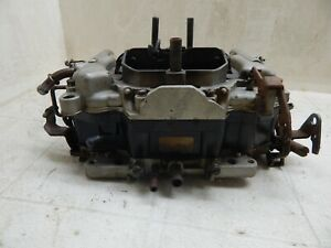 Mopar Thermo Quad Carburetor Carb 9077 S
