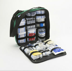 First Response First Aid Kit In Water Resistant Bag Emt event Medics