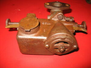 Hercules Economy Xk Model Carburetor Old Gas Engine