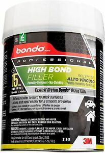Bondo Pro Series High Bond Filler 31846 Gallon