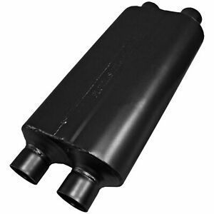 8525554 Flowmaster 50 H d Muffler 409s 2 5 Dual In 2 5 Dual Out