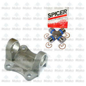 1350 Series Driveshaft Flange Yoke 3 2 119 Spicer Universal Joint 5 178x