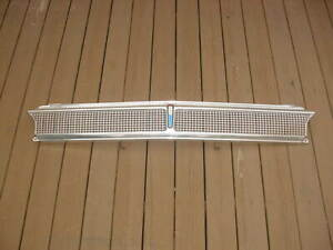 65 Plymouth Fury Grill Grille 1965 Sport Fury Nos 383 440 426 Hemi