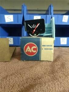 6431368 Ac Gas Cadillac Fuel Gauge Vintage Auto Part 1960 S On Used And New