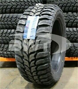 4 New 33x12 50r20 Roadone Cavalry M T Mud 119q 12 50r R20 Tires
