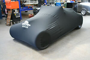 1950 Mercury Coupe W Chopped Top Custom Form Fit Grey Customweave Car Cover