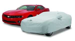 2011 2015 Chevrolet Camaro Convertible Custom Black Cotton Softweave Car Cover