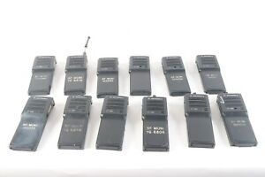 Motorola Ht 1000 Mobile 2 way Radio Lot Of 13