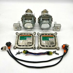 2x Oem Ford Mustang Lincoln Xenon Ballast D3s Bulb Projector Kit Control Unit