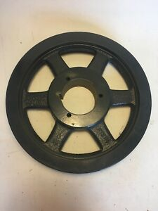 Browning 2tb110 2 groove Cast Iron V belt Pulley Sheave