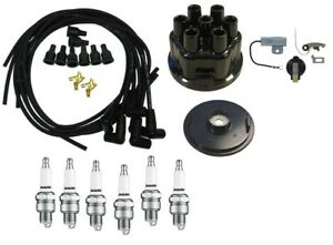 Complete Tune Up Kit Ih Farmall 6 Cyl Tractor 706 756 766 806 826 856