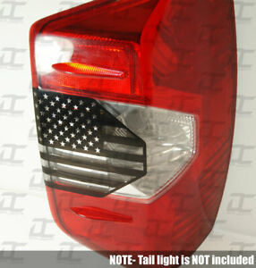 U S Flag Tail Light Accent Decal Kit Fits 2014 2020 Toyota Tundra 2 Pc
