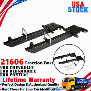 Suspension Street Strip Traction Bars 21606 For Chevy Oldsmobile Pontiac 62 79