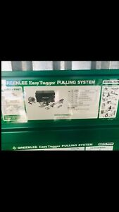 2000lbs Greenlee Easy Tugger Wire Puller