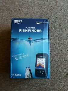 Lucky portable fishfinder ff718lic