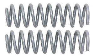 Rubicon Express Re1310 Front Coil Springs 4 5 Lift 1984 2001 Jeep Cherokee Xj