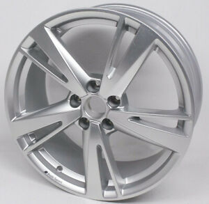Oem Audi Rs3 5 slotted Spoke 19x8 5 Wheel 8v0 601 025 gj Minor Surface Flaws