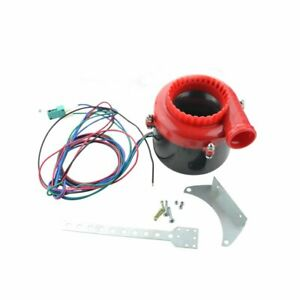 Universal Auto Fake Car Turbo Electronic Dump Blow Off Valve Bov Sound Simulator