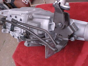 1964 Chevy Ii Chevelle Impala Ss Muncie Or T10 Oem Itm 4 Speed Shifter No Trans