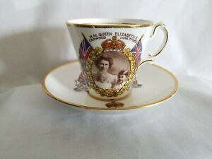 Hm Queen Elizabeth 11 1953 Coronation Tea Set England Marcus Adams Photo