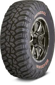 General Grabber X3 35x12 50r17 121q 10e Tire 04505840000 qty 2
