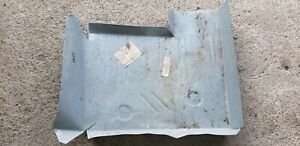 1968 Dodge Charger Rear Floor Passenger Right Patch Panel Plymouth Gtx B Body