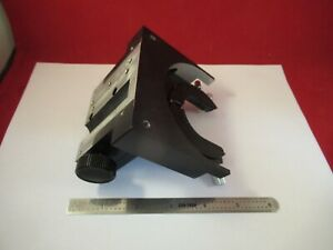 Olympus Japan Vanox Stage Holder Assembly Microscope Part As Pictured q5 a 53