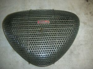 Edelbrock Air Cleaner Low Profile Foam Eliment 5 In Opening Fits Holly Etc