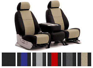 Coverking Neosupreme Tailored Seat Covers For Toyota Tundra