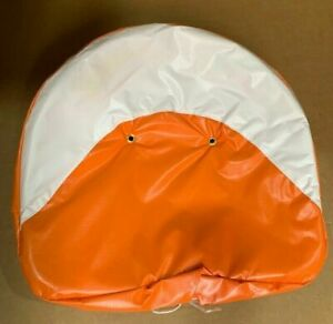 New Metal Tractor Seat Cover 70204229v