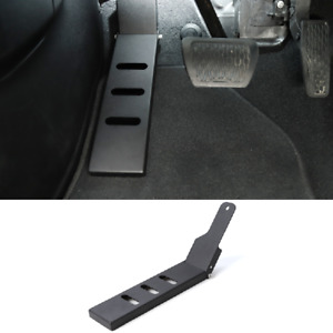 Dead Pedal Left Side Foot Rest Kick Panel For 2020 Jeep Gladiator Car Accessorie