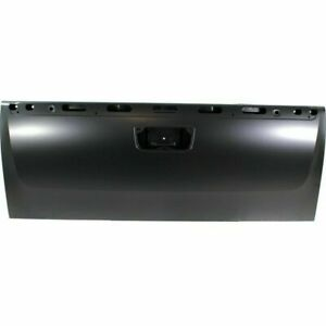 Gm1900125 New Rear Tailgate Steel Primed For Gmc Sierra 2007 2014